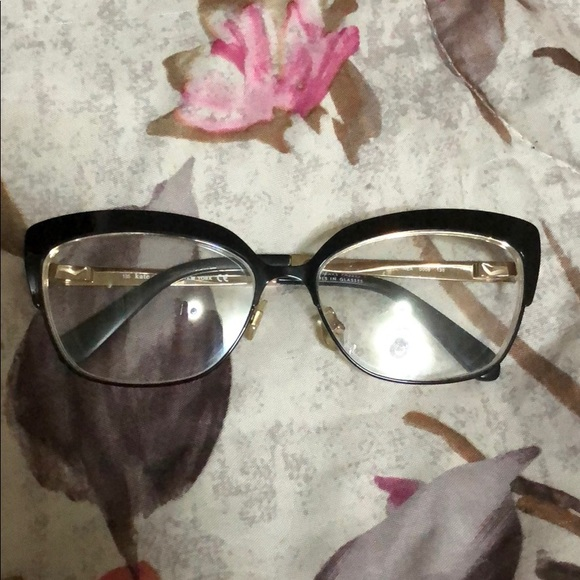 e87fae64b8a kate spade Accessories - Kate Spade Cat shaped Eyeglass Frames